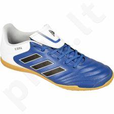Futbolo bateliai Adidas  Copa 17.4 IN M BB5374