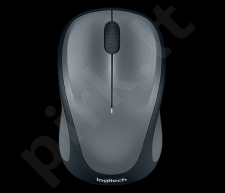 Bevielė pelė Logitech M235 WER Occident Packaging