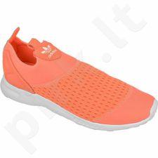 Sportiniai bateliai Adidas  ORIGINALS ZX Flux ADV Smooth Slip On W S75740