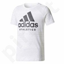 Marškinėliai adidas YB SID Tee Junior CF2401