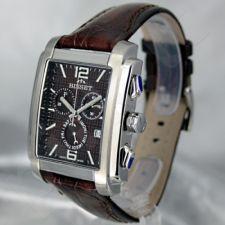Vyriškas laikrodis BISSET New Moon BSCX26 MS BR BR