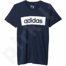Marškinėliai Adidas Essentials Linear Tee M AK1810