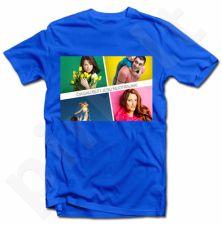 Marškinėliai su Jūsų sukurtu dizainu