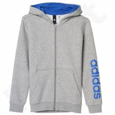 Bliuzonas  Adidas Essentials Linear Full Zip Hoodie Junior BP8744