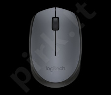 Logitech Wireless Mouse M170 GREY-K