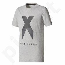 Marškinėliai adidas YB X Tee Junior CE9011