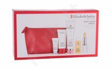 Elizabeth Arden Skin Protectant, Eight Hour Cream, rinkinys kūno balzamas moterims, (kūno balzamas 50 ml + rankų kremas 30 ml + Moisturizing Oil 30 ml + lūpų balzamas SPF15 3,7 g + Protective Care Great 8 SPF35 5 ml + kosmetika krepšys)