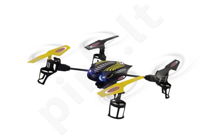 Radio bangomis valdomas Jamara Q-drohne AHP+ dronas su kompasu ir kamera
