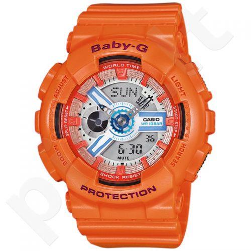 Vaikiškas laikrodis Casio Baby-G BA-110SN-4AER