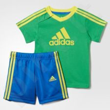 Komplektas Adidas Summer County Set Kids AK2617