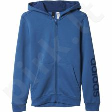 Bliuzonas  Adidas Essentials Linear Full Zip Hoodie Junior BP8746