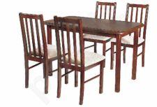 Stalas 4 + 4 kėdės