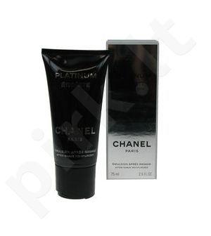 Chanel Egoiste Platinum, losjonas po skutimosi vyrams, 75ml