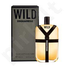 Dsquared2 Wild, tualetinis vanduo vyrams, 100ml