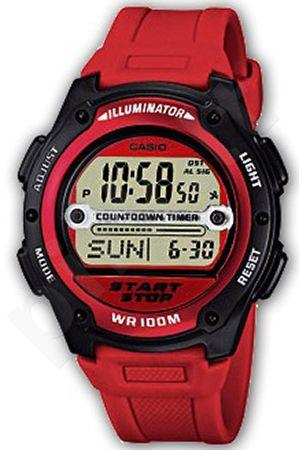 Laikrodis CASIO W-756-4A