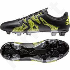 Futbolo batai Adidas  X 15.3 FG/AG Leather B26971