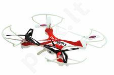 Radio bangomis valdomas Jamara Triefly AHP Quadrocopter m. HD Kamera