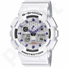 Vyriškas laikrodis Casio G-Shock GA-100A-7AER