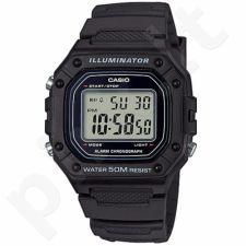 Vyriškas laikrodis Casio W-218H-1AVEF