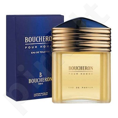 Boucheron Boucheron Pour Homme, kvapusis vanduo vyrams, 100ml