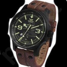 "Vyriškas laikrodis Vostok-Europe ""Pilot Jurgis Kairys. Unlimited Acrobatics"" - Limituota serija - NH35A-5954334"