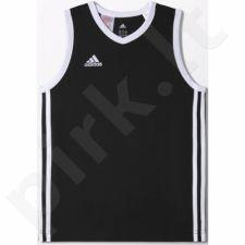 Marškinėliai krepšiniui Adidas Commander Junior G76627