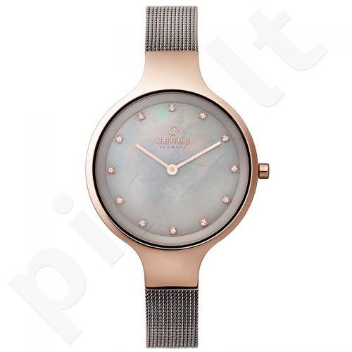 Moteriškas laikrodis OBAKU V173LXVJMJ