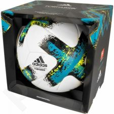 Futbolo kamuolys Adidas Bundesliga Torfabrik Official Match Ball BS3516