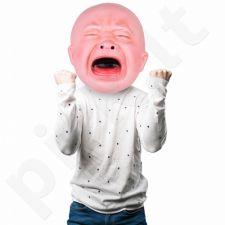 XL verkiančio kūdikio kaukė