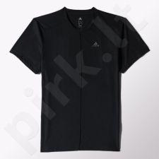 Marškinėliai treniruotėms Adidas Stronger Short Sleeve Tee M S00056