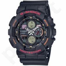 Vyriškas laikrodis CASIO G-Shock GA-140-1A4ER