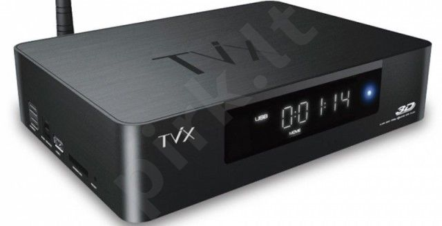 DVICO Tvix 3D S2 multimedija grotuvas