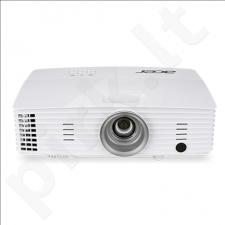 Acer P1185 SVGA/4:3/800x600/3200Lm/20000:1/Digital Zoom x2/3D/VGA