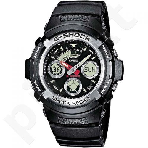 Vyriškas laikrodis Casio G-Shock AWG-M100-1AER