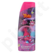 DreamWorks Trolls Bath & dušo želė, kosmetika vaikams, 400ml