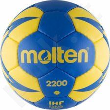 Rankinio kamuolys Molten H1X2200-BY