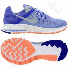 Sportiniai bateliai  bėgimui  Nike Zoom Winflo 2 W 807279-401