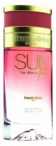 Franck Olivier Sun Java, kvapusis vanduo (EDP) moterims, 75 ml