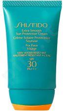 Shiseido 30 Extra Smooth apsauginis nuo saulės kremas SPF30, 50ml