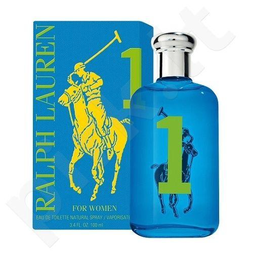 (Testeris)  Ralph Lauren Big Pony 1 for Women, tualetinis vanduo (EDT) moterims, 100 ml