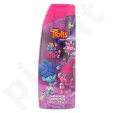 DreamWorks Trolls 2in1 shampunas & kondicionierius, kosmetika vaikams, 400ml