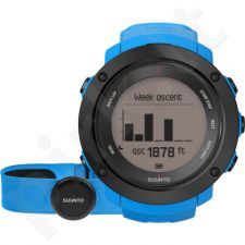 Vyriškas laikrodis SUUNTO AMBIT3 VERTICAL BLUE (HR) SS021968000