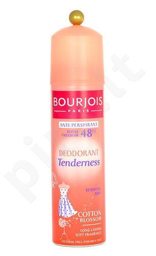 BOURJOIS Paris Anti-perspirant 48h Deo purškiklis Tenderness, kosmetika moterims, 150ml