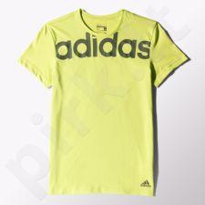 Marškinėliai Adidas Lin Tee M S21284