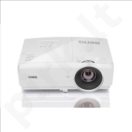 BenQ MX726 XGA/4:3/1024x768/4000Lm/11000:1/Zoom 1.3x/3D/Lamp 3000-6000h/VGAx2