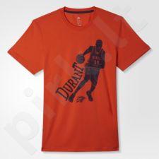 Marškinėliai Adidas Oklahoma City GFX Player Tee2 M AA7762