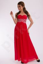 EVA&LOLA suknelė - raudona 9610-2