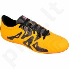 Futbolo bateliai Adidas  X 15.3 IN Leather M S74655