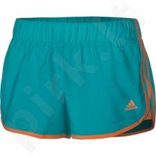 Bėgimo šortai Adidas M10 3-Stripes Shorts Woven W AZ2946-3