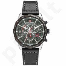 Vyriškas laikrodis SWISS MILITARY 06-4251.33.001